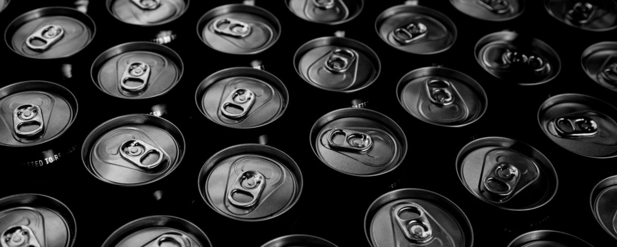 Cans tinfoil cans beer can