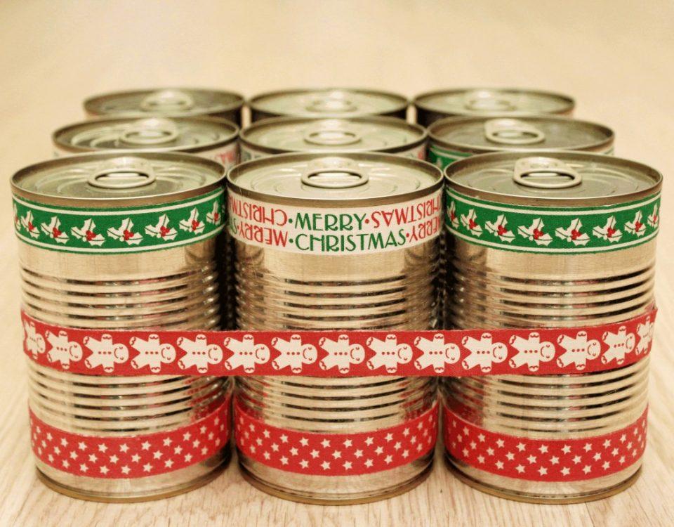 Movipack Christmas Can